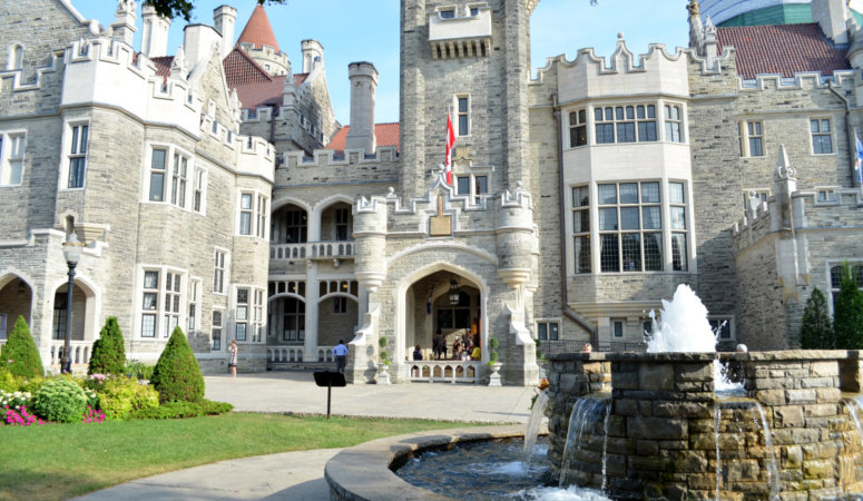 Casa Loma: Symphony in the Gardens