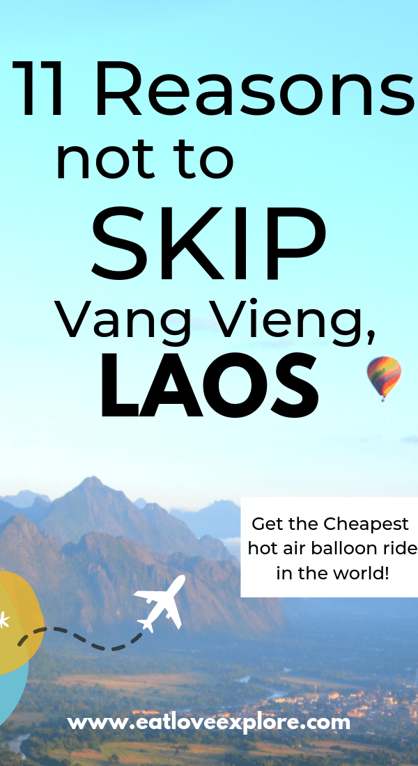 Things to do in Vang Vieng Laos