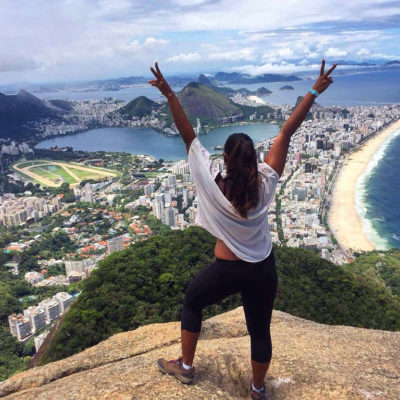 Hiking & Partying in Rio