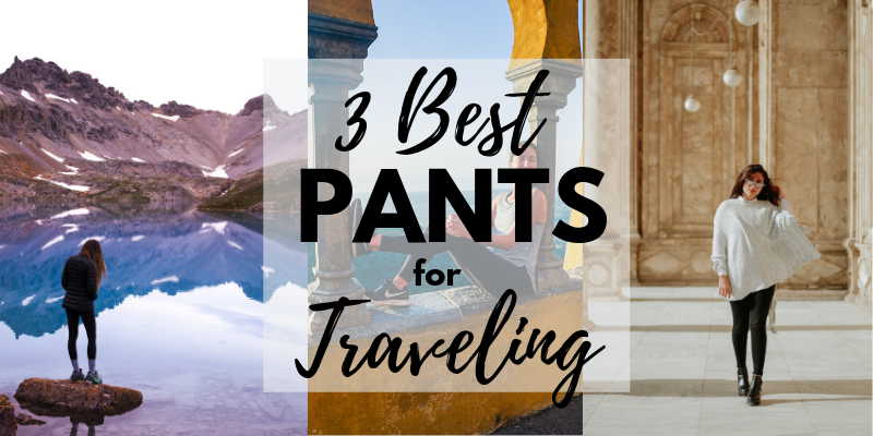 best pants for traveling