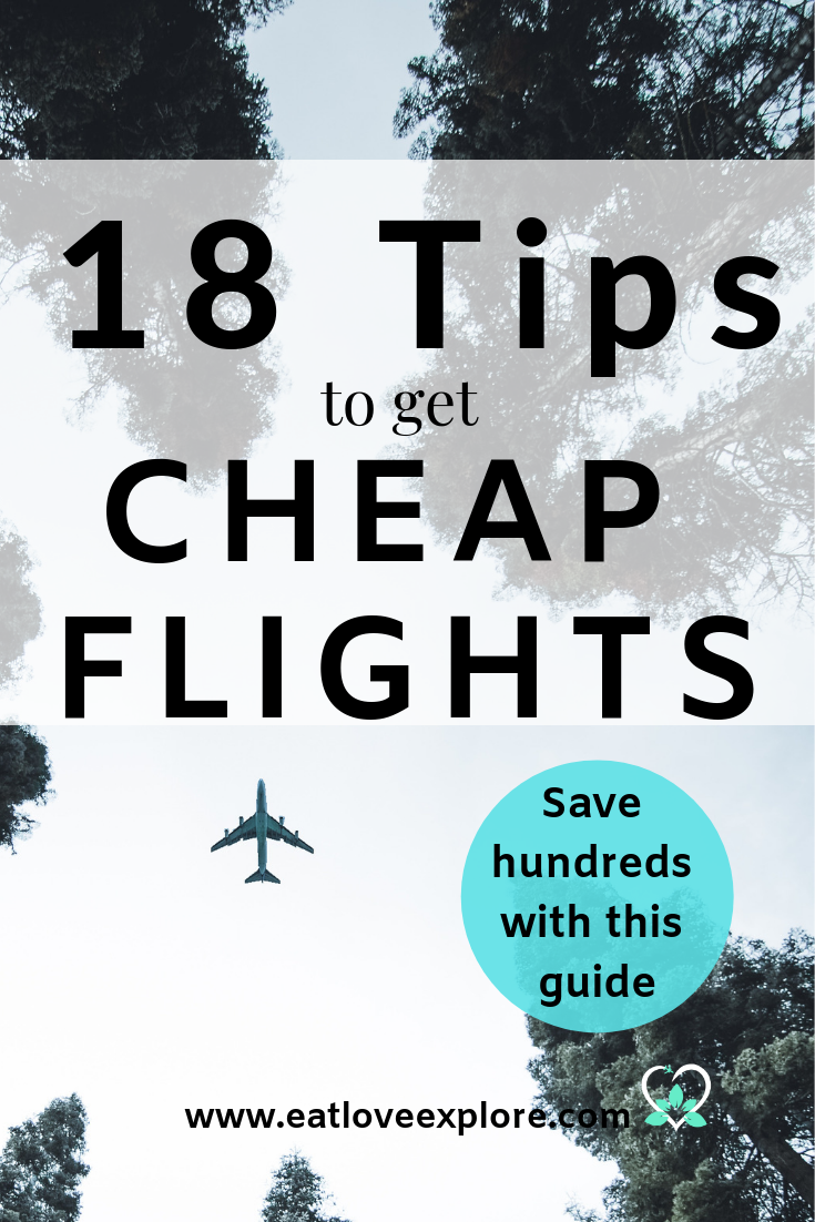 how to get cheap flights 2019