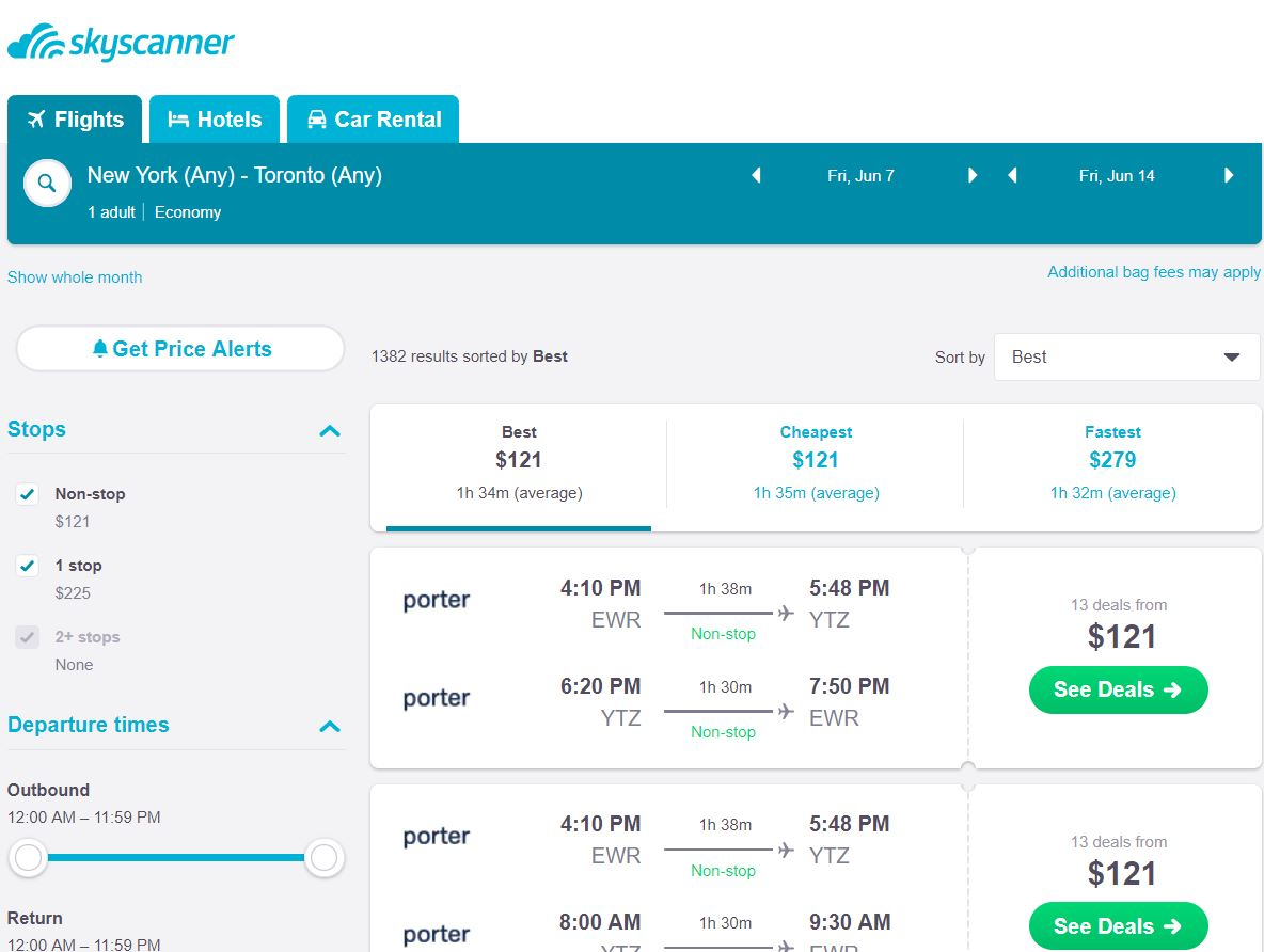 How to find the cheapest flight 2019
