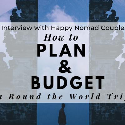how to budget backpacking trip