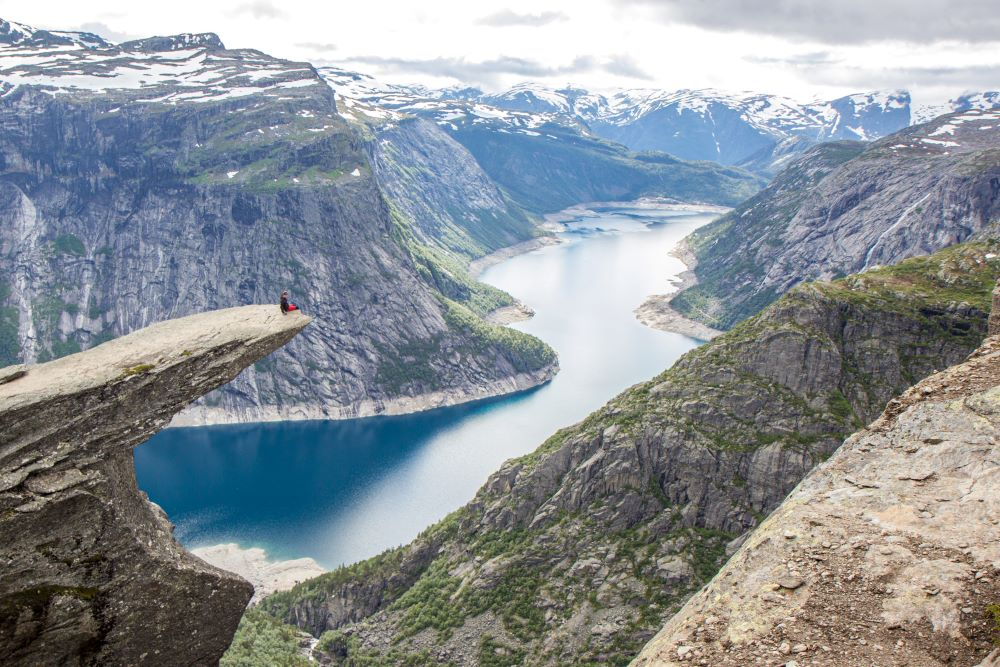 best hikes with epic views around the world