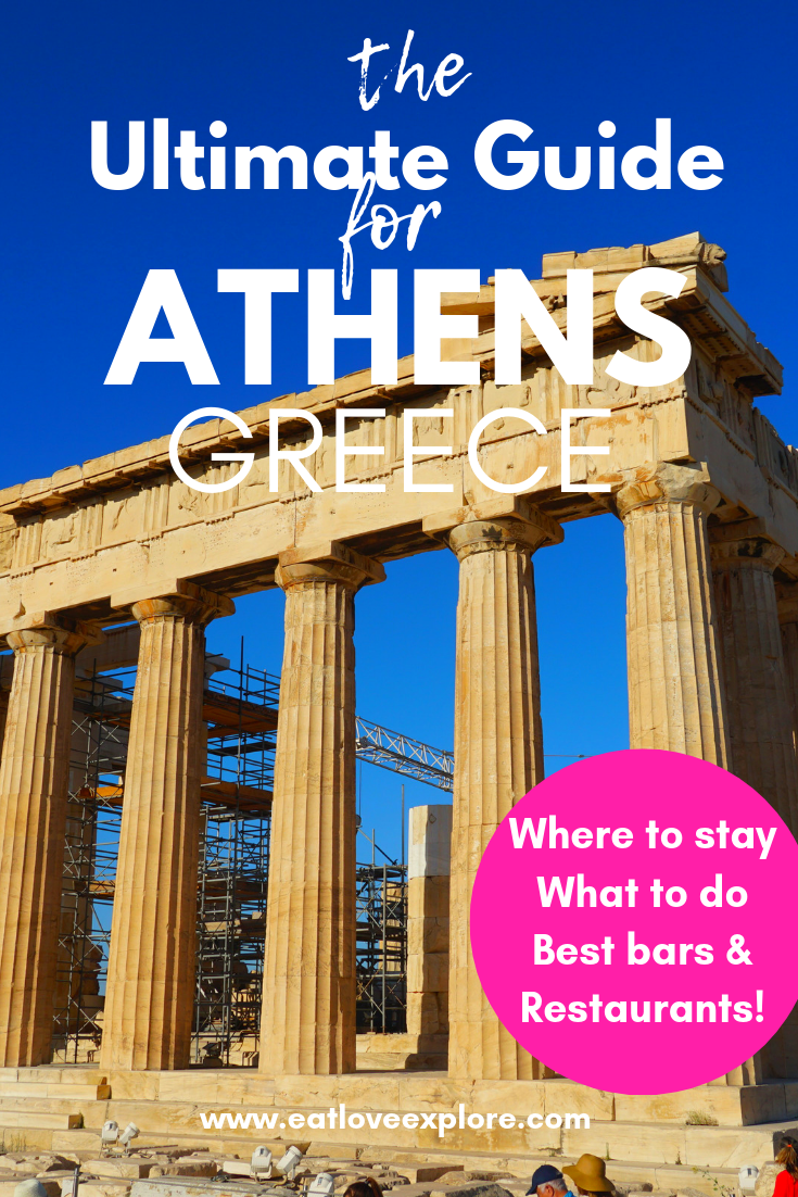 guide to athens greece