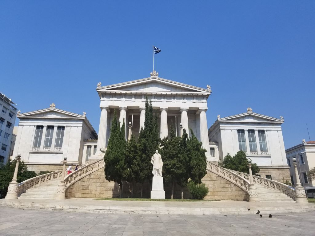 national library greece
