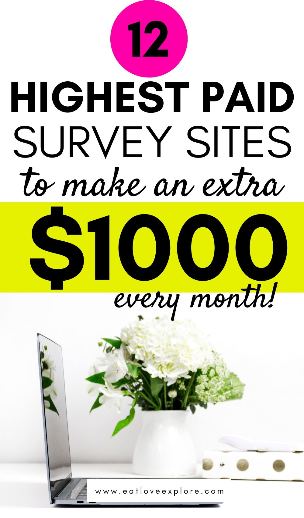 The best high paying survey sites to start making money online in 2020